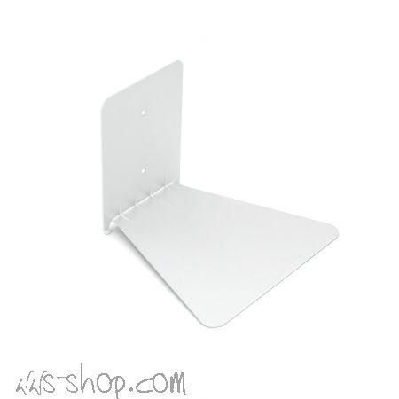 b cherregal unsichtbar large wei ebay. Black Bedroom Furniture Sets. Home Design Ideas