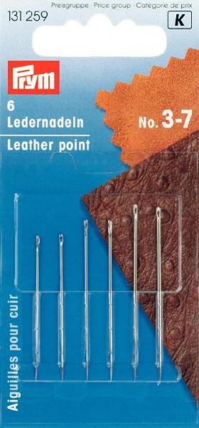 Ledernadeln No. 3-7 zum Handnähen