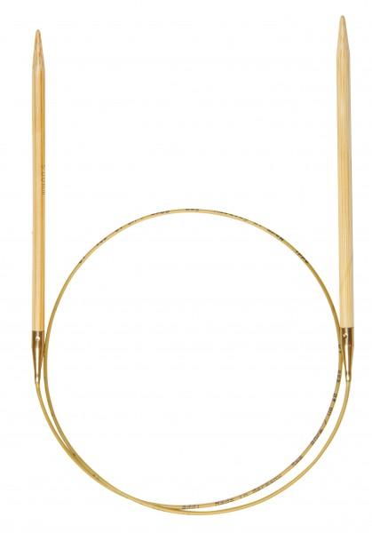 Rundstricknadeln Bambus Stärke Ø 2,5 - 9 mm
