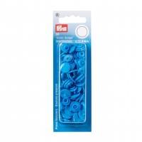 """Nähfrei-Druckknöpfe """"Color Snaps"""", rund, 12,4mm, stahlblau"""