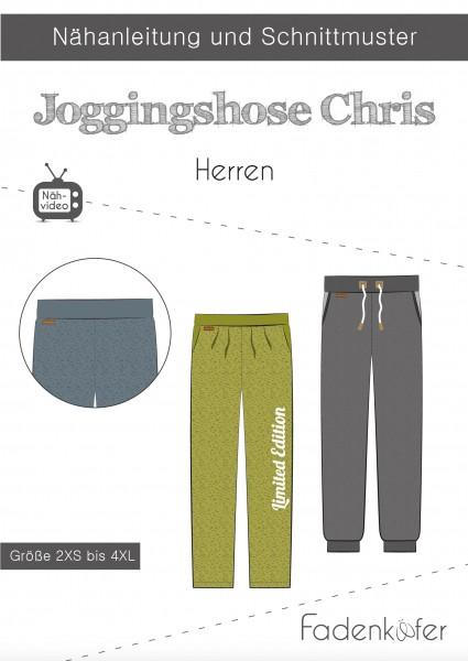 Anleitung für eine Jogginghose für Herren