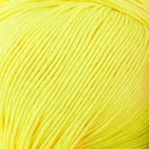 Florida 100 % Baumwolle Farbe 03 zitronengelb