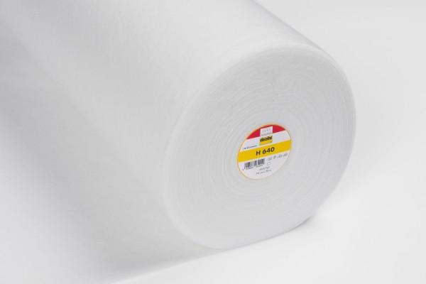 Vliseline Freudenberg Volumenvlies H640 weiß 90 cm breit