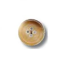 Anzugsknopf 15 mm beige