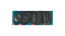 Strumpfhalter schwarz 15 und 20 mm