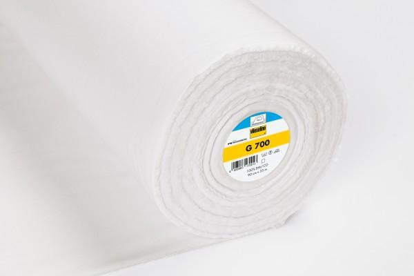 Gewebe-/ Bügeleinlage G700 Vlieseline 0,5m ws