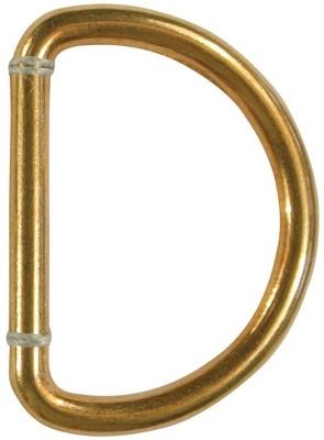 D-Ring goldfarben