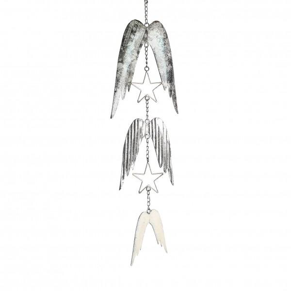 Engel Flügel Dekoration Weihnachten Girlande